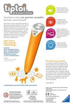 tiptoi® - Le lecteur interactif tiptoi®;Globes tiptoi® - Image 2 - Ravensburger
