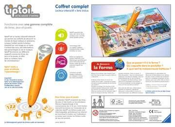 Coffret complet lecteur interactif + Livre Ferme tiptoi®;Livres tiptoi® - Image 2 - Ravensburger
