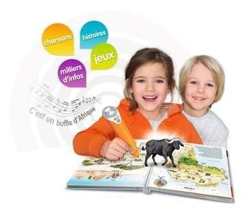 tiptoi® - Coffret complet lecteur interactif + Livre Atlas tiptoi®;Livres tiptoi® - Image 5 - Ravensburger