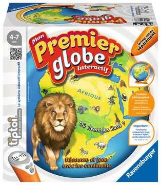 Mon Premier Globe interactif tiptoi®;Globes tiptoi® - Image 1 - Ravensburger