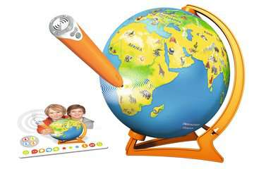 00785 tiptoi® Spiele tiptoi® Mein interaktiver Junior Globus von Ravensburger 8