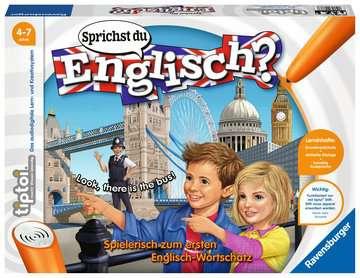 00786 tiptoi® Spiele tiptoi® Sprichst du Englisch? von Ravensburger 1