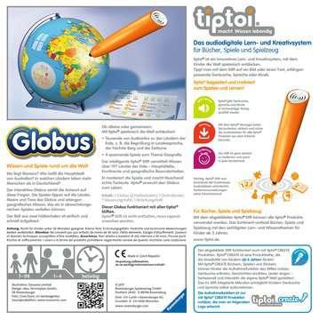 tiptoi® Der interaktive Globus tiptoi®;tiptoi® Globus - Bild 2 - Ravensburger