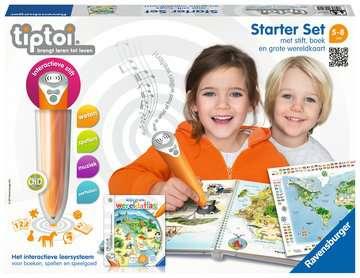 tiptoi® starterset – 'Mijn grote wereldatlas' tiptoi®;tiptoi® starter-sets - image 1 - Ravensburger