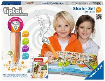tiptoi® starterset  op de boerderij  tiptoi®;tiptoi® starter-sets - image 1 - Ravensburger