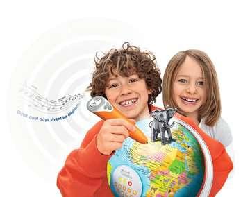 tiptoi® - Globe interactif tiptoi®;Globes tiptoi® - Image 4 - Ravensburger