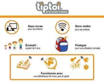 tiptoi® - Globe interactif tiptoi®;Globes tiptoi® - Image 6 - Ravensburger