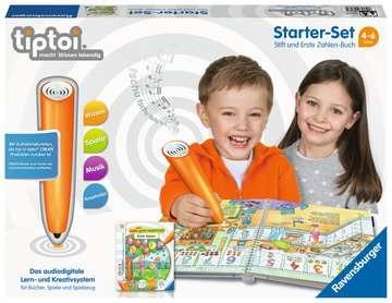 00803 tiptoi® Starter-Sets tiptoi® Starter-Set: Stift und Erste Zahlen-Buch von Ravensburger 1