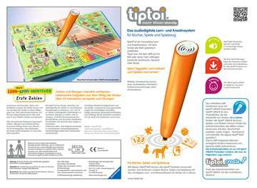 tiptoi® Starter-Set: Stift und Erste Zahlen-Buch tiptoi®;tiptoi® Starter-Sets - Bild 2 - Ravensburger