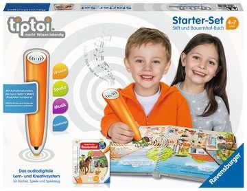 00804 tiptoi® Starter-Sets tiptoi® Starter-Set: Stift und Bauernhof-Buch von Ravensburger 1