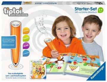 tiptoi® Starter-Set: Stift und Wörter-Bilderbuch tiptoi®;tiptoi® Starter-Sets - Bild 1 - Ravensburger