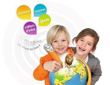 Coffret complet lecteur interactif + Mon 1er Globe interactif tiptoi®;Globes tiptoi® - Image 3 - Ravensburger