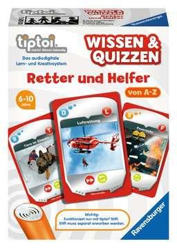 00829 tiptoi® Spiele tiptoi® Wissen & Quizzen: Retter und Helfer von Ravensburger 1