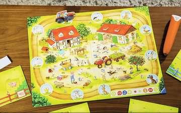 00830 tiptoi® Spiele tiptoi® Rätselspaß auf dem Bauernhof von Ravensburger 8