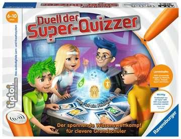 tiptoi® Duell der Super-Quizzer tiptoi®;tiptoi® Spiele - Bild 1 - Ravensburger