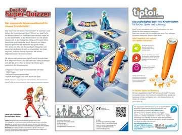 tiptoi® Duell der Super-Quizzer tiptoi®;tiptoi® Spiele - Bild 2 - Ravensburger