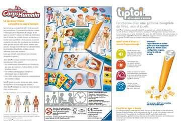 tiptoi® - A la découverte du corps humain tiptoi®;Jeux tiptoi® - Image 2 - Ravensburger