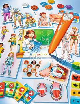 tiptoi® - A la découverte du corps humain tiptoi®;Jeux tiptoi® - Image 3 - Ravensburger