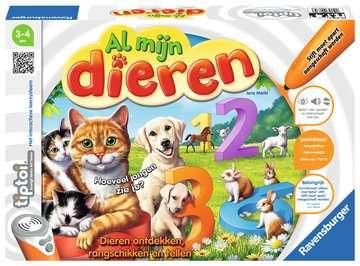 tiptoi® spel - Al mijn dieren tiptoi®;tiptoi® de spellen - image 1 - Ravensburger