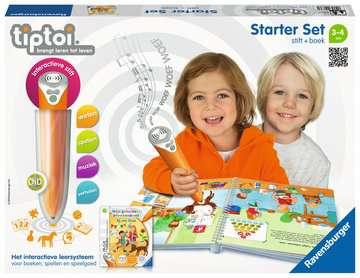 tiptoi® starterset prentenboek geluiden 3+ tiptoi®;tiptoi® starter-sets - image 1 - Ravensburger