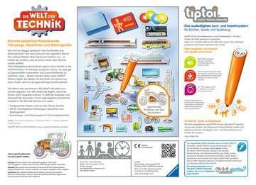 tiptoi® Die Welt der Technik tiptoi®;tiptoi® Spiele - Bild 2 - Ravensburger