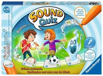 tiptoi® CREATE Sound-Quiz tiptoi®;tiptoi® CREATE - Bild 1 - Ravensburger