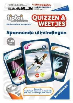 Quizzen & weetjes: Spannende uitvindingen tiptoi®;tiptoi® de spellen - image 1 - Ravensburger