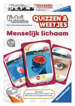 tiptoi® - Quizzen en weetjes, menselijk lichaam tiptoi®;tiptoi® de spellen - image 1 - Ravensburger