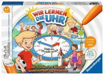 tiptoi® Wir lernen die Uhr tiptoi®;tiptoi® Spiele - Bild 1 - Ravensburger
