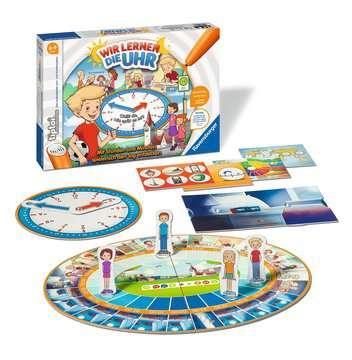 00847 tiptoi® Spiele tiptoi® Wir lernen die Uhr von Ravensburger 2