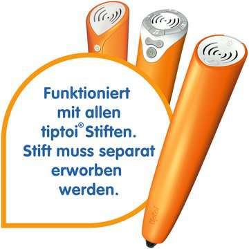 00847 tiptoi® Spiele tiptoi® Wir lernen die Uhr von Ravensburger 3