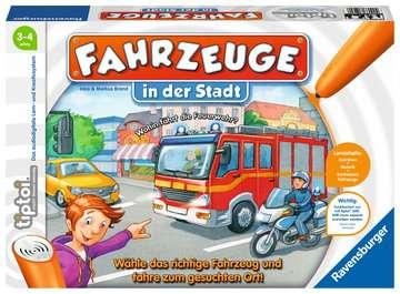 00848 tiptoi® Spiele Fahrzeuge in der Stadt von Ravensburger 1