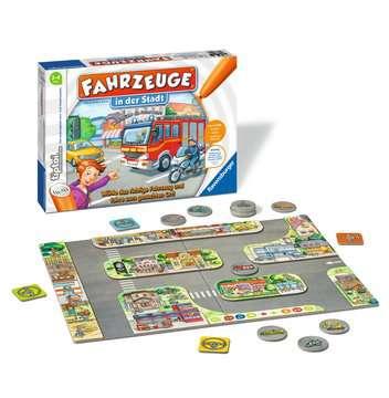 00848 tiptoi® Spiele Fahrzeuge in der Stadt von Ravensburger 2