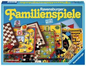 Ravensburger Familienspiele Spiele;Familienspiele - Bild 1 - Ravensburger
