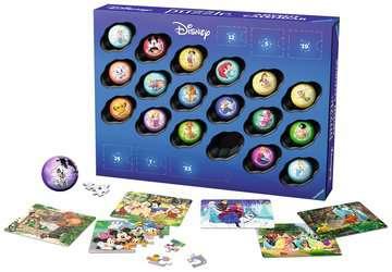 Puzzle 3D Calendrier de l avent Disney Puzzle 3D;Puzzles 3D Ronds - Image 2 - Ravensburger