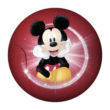 Puzzle 3D Calendrier de l avent Disney Puzzle 3D;Puzzles 3D Ronds - Image 4 - Ravensburger