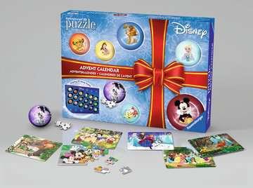 Puzzle 3D Calendrier de l avent Disney Puzzle 3D;Puzzles 3D Ronds - Image 13 - Ravensburger