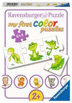 Mijn liefste babydieren Puzzels;Puzzels voor kinderen - image 1 - Ravensburger