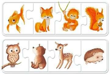 Mijn liefste babydieren Puzzels;Puzzels voor kinderen - image 3 - Ravensburger