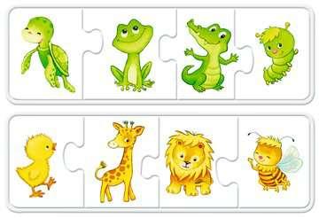 Mijn liefste babydieren Puzzels;Puzzels voor kinderen - image 4 - Ravensburger