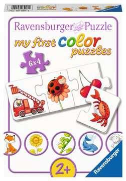Al mijn kleuren Puzzels;Puzzels voor kinderen - image 1 - Ravensburger