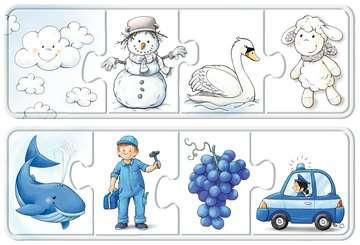 Al mijn kleuren Puzzels;Puzzels voor kinderen - image 3 - Ravensburger