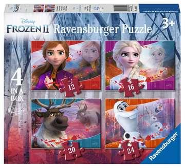 Momentopnames Puzzels;Puzzels voor kinderen - image 1 - Ravensburger