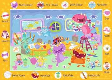 School of Roars Giant Floor Puzzle, 24pc Puzzles;Children s Puzzles - image 2 - Ravensburger