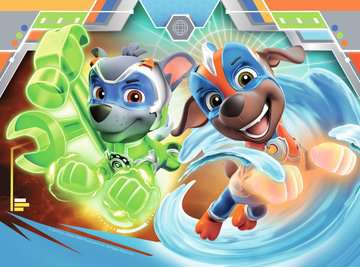 Paw Patrol Mighty Pups 4 in a Box Puzzles;Children s Puzzles - image 3 - Ravensburger