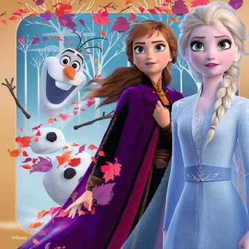 Multipack Frozen 2 Giochi;Giochi educativi - immagine 3 - Ravensburger