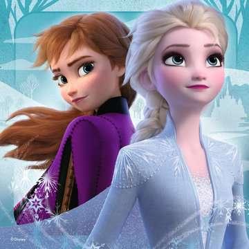 Multipack Frozen 2 Giochi;Giochi educativi - immagine 4 - Ravensburger