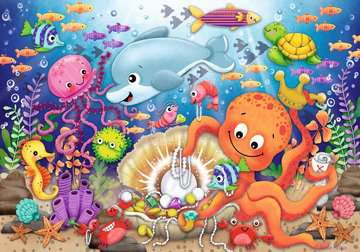 Fishie s Fortune Jigsaw Puzzles;Children s Puzzles - image 2 - Ravensburger