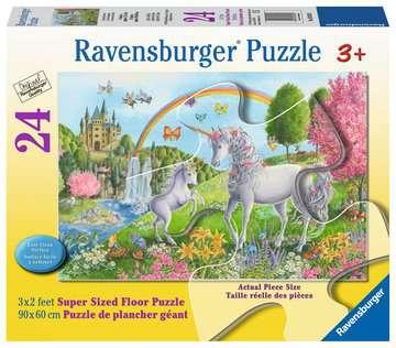 Prancing Unicorns Jigsaw Puzzles;Children s Puzzles - image 1 - Ravensburger
