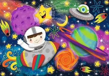 La petite fusée Puzzles;Puzzles pour enfants - Image 2 - Ravensburger